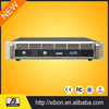 1500w 2-CH 3U high power amplifier kit