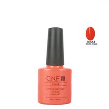 2015 The Newest 1 pcs lot color Gel nail Polish 7 3ml CNF Gel Nail Polish