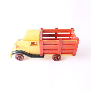 Wholesale Building Wooden Toy Truck For Kid