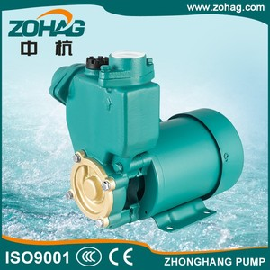 0.45KW 0.32HP Self-priming Water Pump Electric Hot and Cold Water Pump