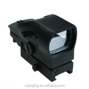 Sighting In A Scope Dot Sight Scope Red Dot Rifle