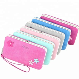 Wholesale pidanlu matte surface hard case wallets