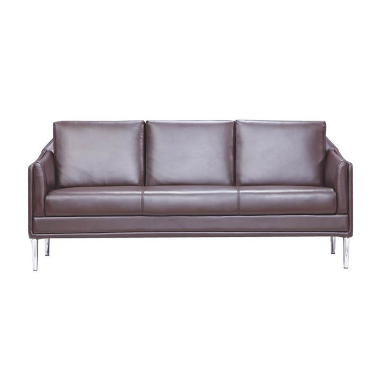 brown color kuka leather office sofa SF161 dubai leather sofa furniture,  View kuka leather sofa, JiuLongYouSheng Product Details from Foshan City ...