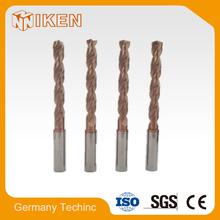 Best selling carbide drill bit for Stainless Steel Cutting Tools Carbide Twist Drill