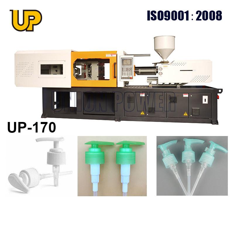 Pequena máquina de moldagem por injeção de plástico