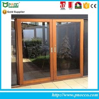 Terrace design sliding glass door company with 10 years experience