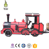 New Design Tourist Sightseeing Electric Train for Park or Resort