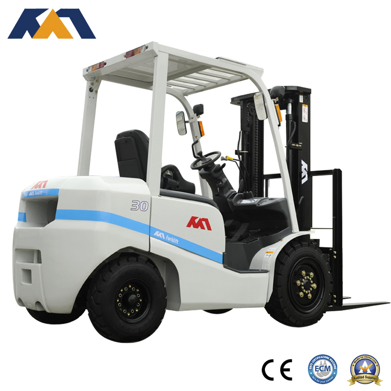 Internal combusion counterbalance fd25 forklift torque converter with 6m lifting height