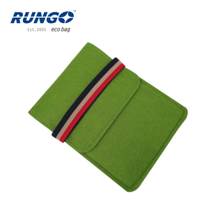 Pouch Tote Eco-friendly Stationary Foldable Handbags Promotional Storage Packaging Wholesale China made cheap felt laptop sleeve
