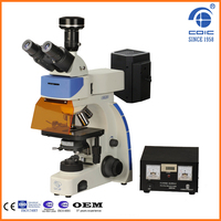 China Manufacturer Made A Microscope, A Fluorescence Microscope