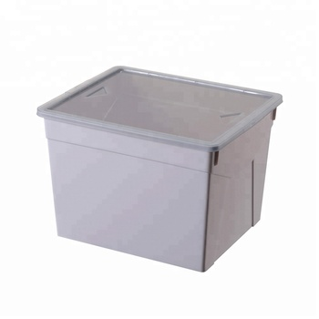 Plastic Storage Box For Letter And Legal Size File Envelope - Buy Plastic  File Storage Box,Plastic File Tote Storage Box,File Storage Box Product on