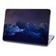 wholesale price high mountain image protective rubberized laptop hard case for macbook pro 13