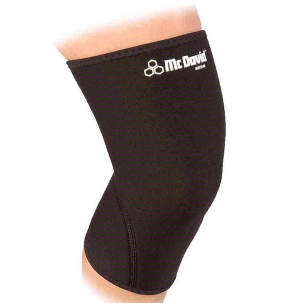 79c3512b06 Get Quotations · McDavid Classic Logo 401 CL Level 1 Knee Sleeve - Black -  XX-Large