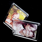 customized new design digital photo frame rechargeable battery