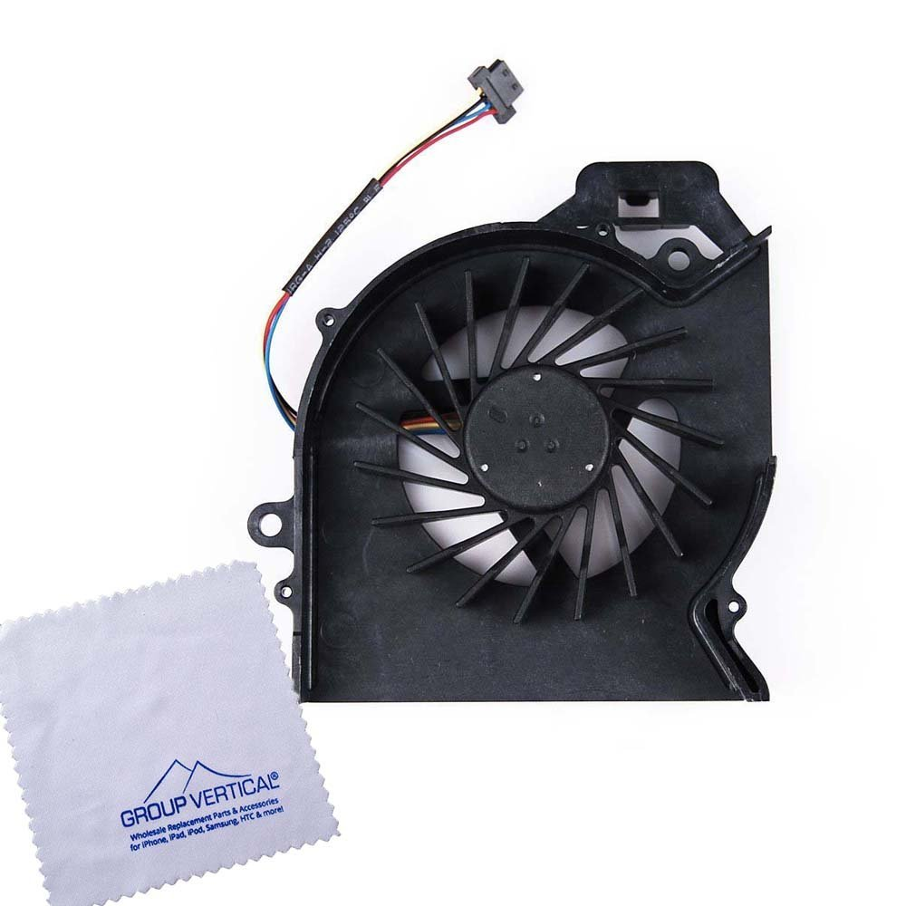 Group Vertical HP Laptop CPU Cooling Fan DV6-6000 Series