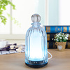 2017 decorative electric cool mist glass aromatherapy oil diffuser humidifier