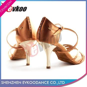 a78f2c47b Brand Ballroom Salsa Tango Latin Dance Shoes Women Brands Low Heels ...