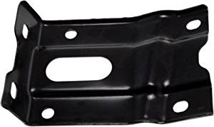 Crash Parts Plus Front Passenger Side Bumper Bracket for 97-04 Mitsubishi Montero Sport MI1005115
