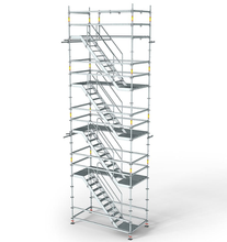 scaffold standard and ledger for Ringlock scaffolding types and names