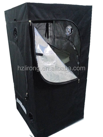 Prezzo di fabbrica Cheap Idroponica Crescere Camera Oscura Coltiva La Sua Growbox Indoor Mini Growtent