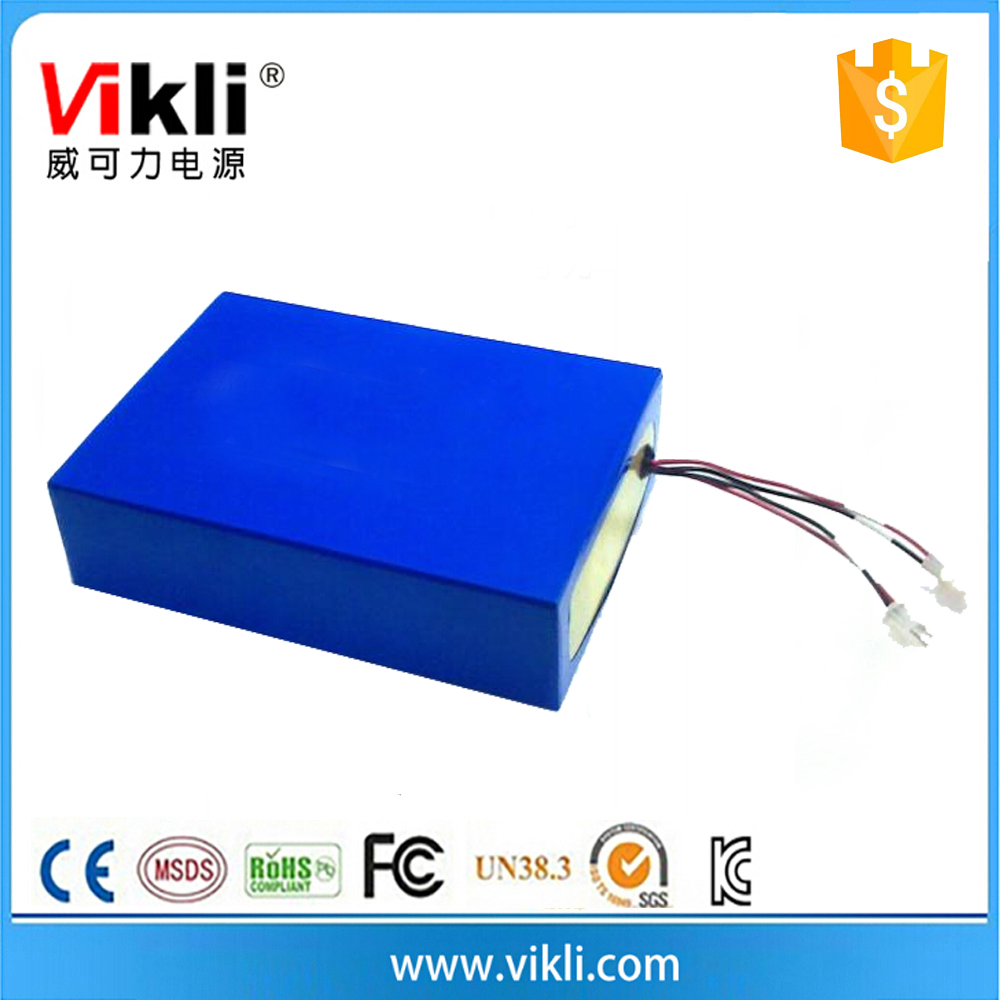 PVC Lifepo4 Battery Pack 24v 50Ah For Outdoor Street Light System