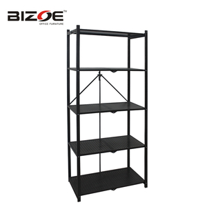 Steel dish shelf metal display pallet food cantilevered wire pcb mold storage rack