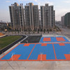 2015 new outdoor floor/PP click grid floor for outdoor basketball sports areas