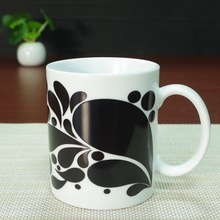 personalized wedding magic color changing mugs 300ml / 11oz