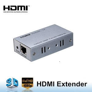 March promotion HDMI to LAN RJ45 Ethernet converter HDMI extender up to 50m/60m