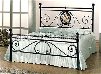 Practical Sofa Wrought Iron Bed Price