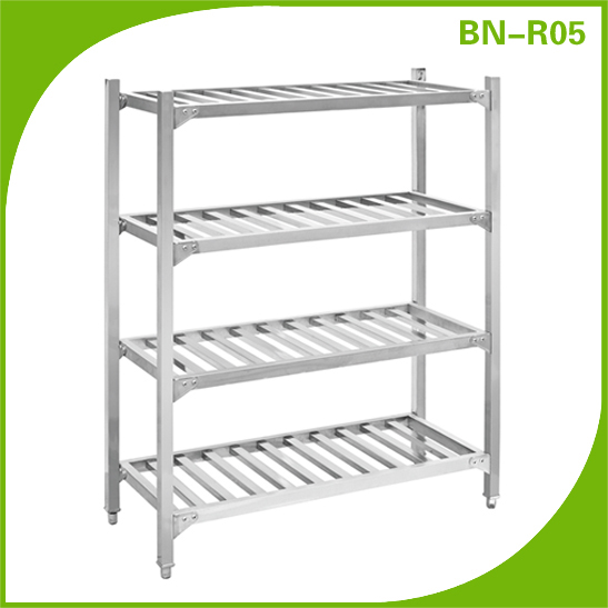 Restaurant Kitchen Metal Shelves stainless steel kitchen wall shelf, stainless steel kitchen wall