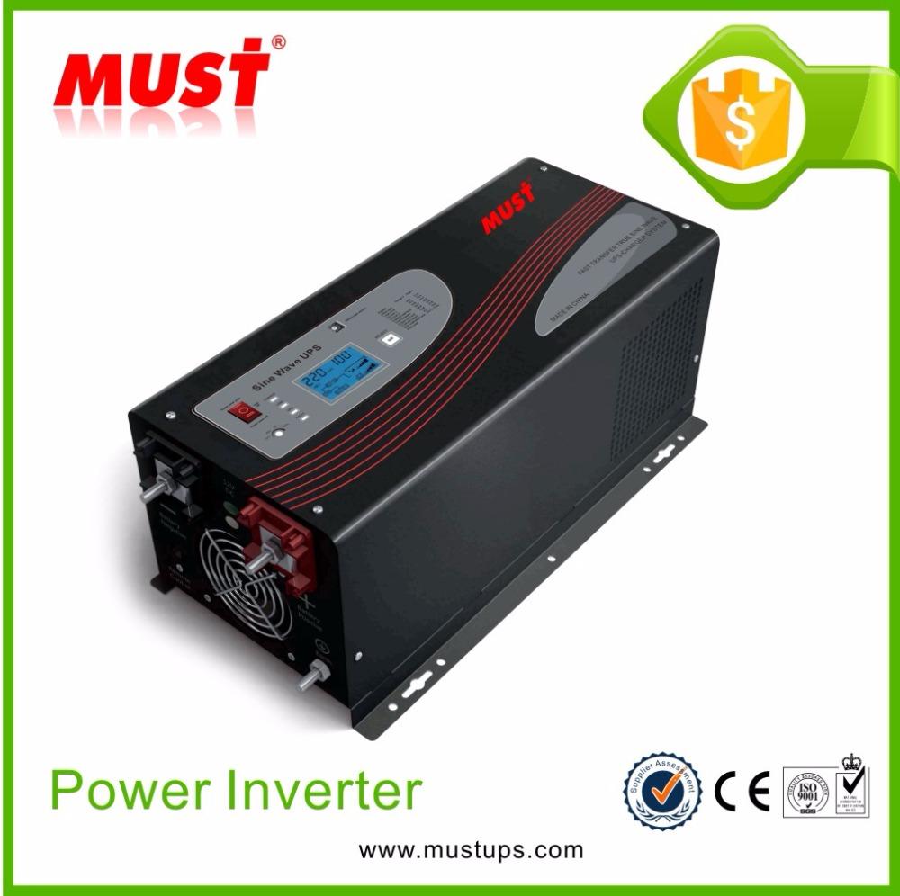 12 Volt Dc To 220 50hz Ac Power Inverter 4kw Buy 22012 50hz12 Product