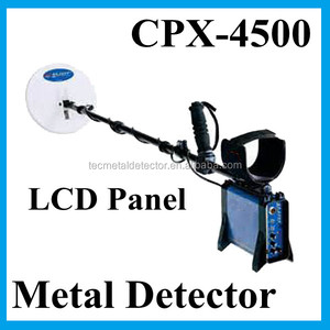 Advanced search gold metal detector,potable finding copper machine detector CPX4500