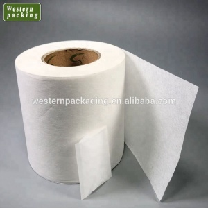Non-heat seal tea bag filter paper