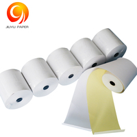 High quality cheap carbonless non carbon a4 ncr paper 1/2/3/4 ply continuous printing