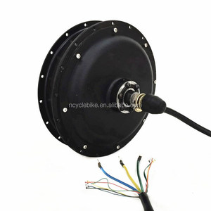 72v brushless electrical motors 3000w gearless hub electrical motors