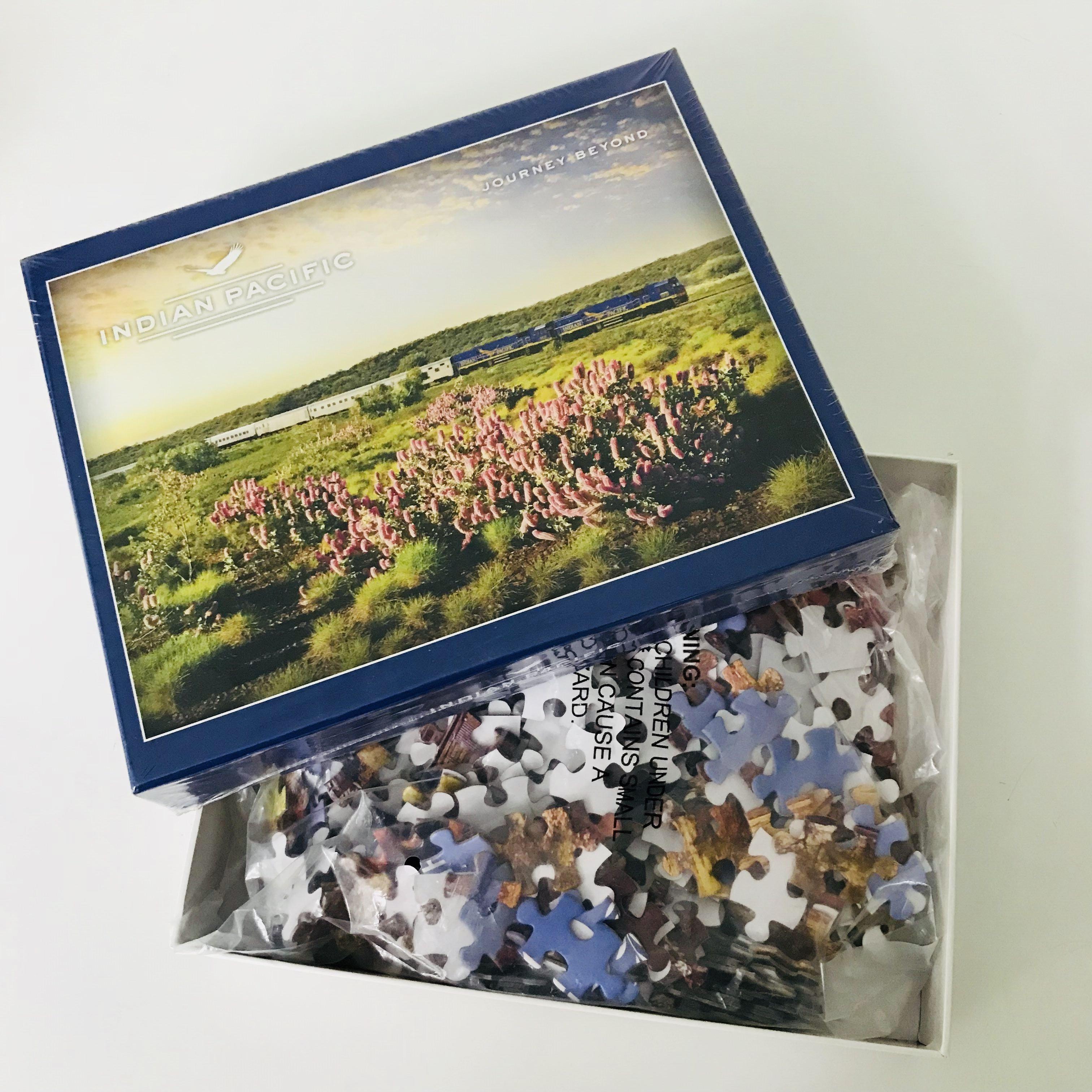 100 1000 Piece Jigsaw Puzzle
