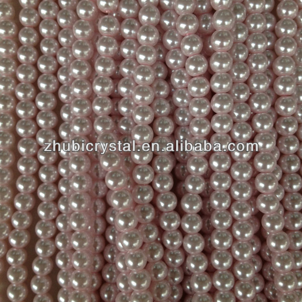 High quality 4-18mm round and drop imitation pearls