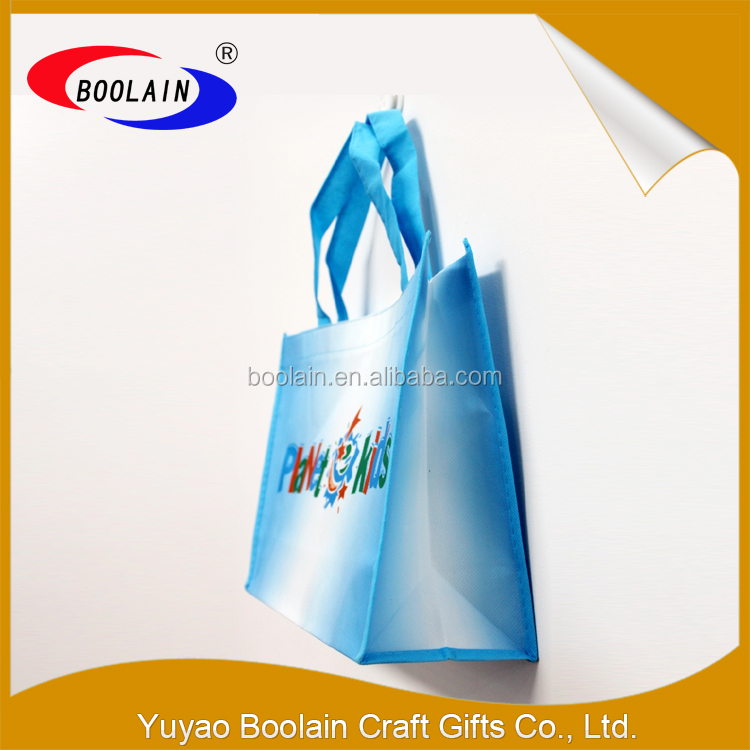 Chinese wholesale companies folding pp non woven bag popular products in usa