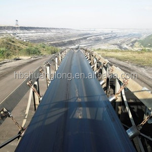 NN conveyor belting/Nylon rubber conveyer belt for bulk materials handling