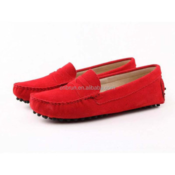 9488429be49 Women s Flat Suede Casual Driving Loafers Shoes - Buy Suede ...