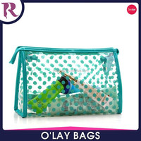 Yiwu clear pvc mini wash cosmetic bags