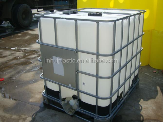 Ibc cuadrados tanques de 1000 litros de agua equipo de Tanque de agua 1000 litros