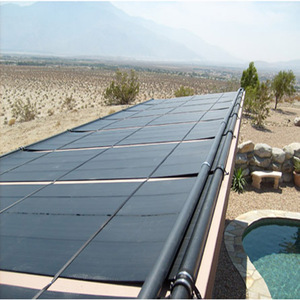 Swimming pool flexible rubber solar heating mat collectors swimming pool  collectors