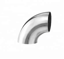 stainless steel elbow bend pipe fittings astm a105 butt welded 90 degree galvanized elbow
