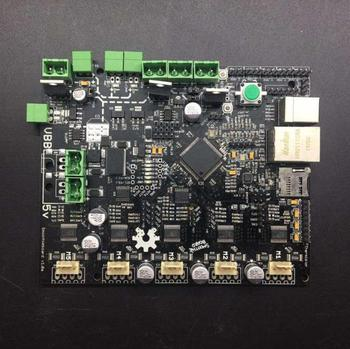 5xc Smoothieboard Smoothie 32 Bit Mainboard Smoothieware Cnc Controller  Board For 3d Printers - Buy 5xc Smoothieboard,Smoothie 32 Bit