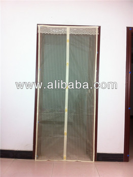 Diy Mosquito Nets Magnetic Door Blinds Magnetic Door Curtains
