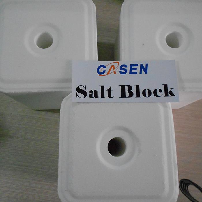 Горячая продажа блок мягкой соли воды