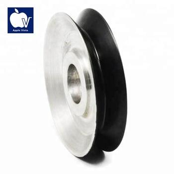Alumina Idler Pulley Wheel With Bearing,Electric Cable Pulley - Buy Cable  Pulley Wheels,Metal Pulley Wheel,Electric Cable Pulley Product on