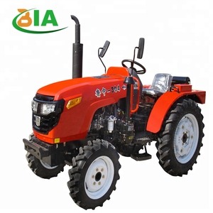 10% Off Accessories Sent As Gifts Reliable After-sales Service Mahindra Luzhong 504 Farm Tractor For Sale
